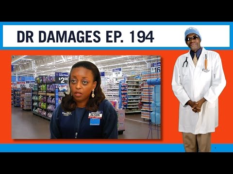 Dr. Damages Show - Episode 194: Top Ten Things That Will Happen When Walmart Comes To Nigeria