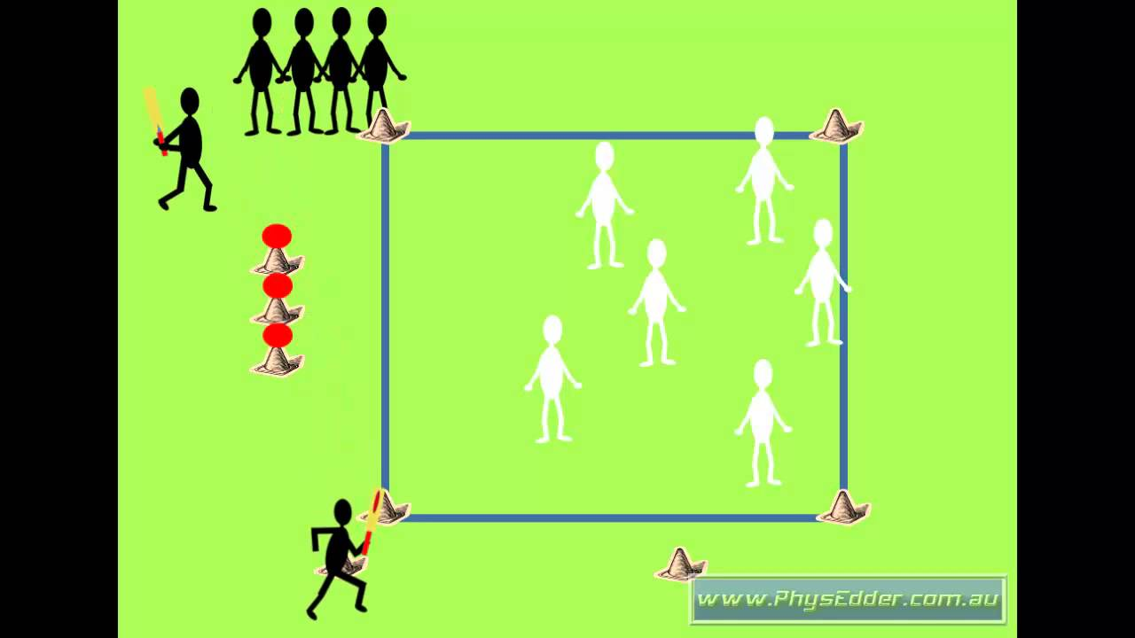 Physical Education Minor Games Rapid Fire Youtube