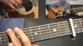 Oceans Guitar Tutorial | (Where Feet May Fail) | Acoustic | Hillsong United (Zion)