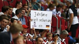 German weekend football dominated by AfD chiefs racist Boateng comment