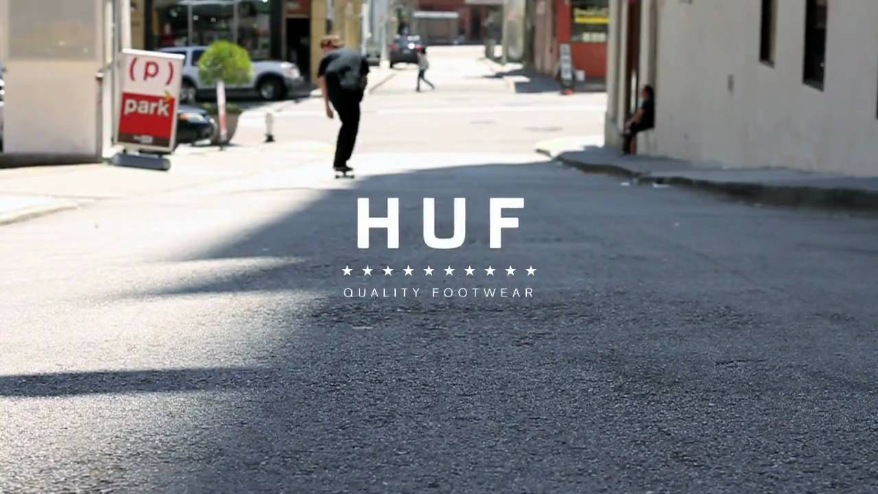 495a47be14 HUF Footwear Commercial  001 - YouTube
