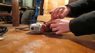 Ремонт электро инструмента и обзор