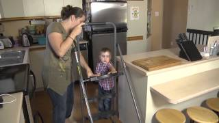 3-Step Step Stool with Pamela - TESTED Testimonial