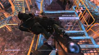 Fallout 4 live - Ingram/ Sturges holotape glitch troubleshooting