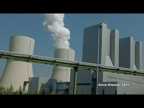 Braunkohlekraftwerk Lippendorf bei Leipzig - von Erdwärme-Zeitung.de
