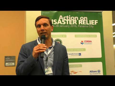GRV Global - Action on Disaster Relief Forum 26-28 January 2016, Panama City