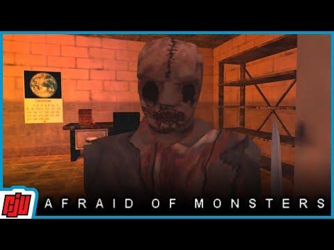 Afraid Of Monsters Part 2 | Indie Horror Game | PC Gameplay Walkthrough