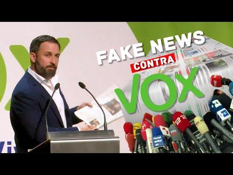 Las noticias falsas de los medios cipayos de la ultra izquierda.