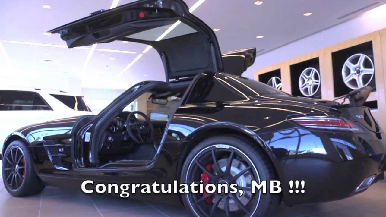 Image gallery mercedes gullwing 2013 for Mercedes benz amg gullwing