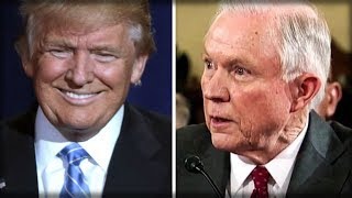 BREAKING: ATTORNEY GENERAL JEFF SESSIONS ABOUT TO ANNOUNCE SOMETHING SHOCKING Free HD Video