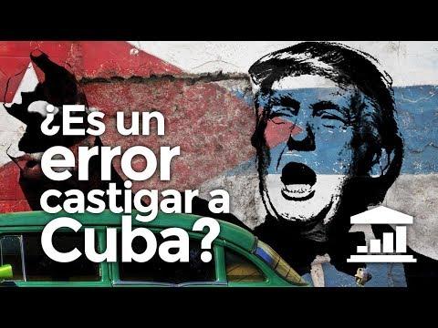 ¿Por qué TRUMP se EQUIVOCA con CUBA? - VisualPolitik