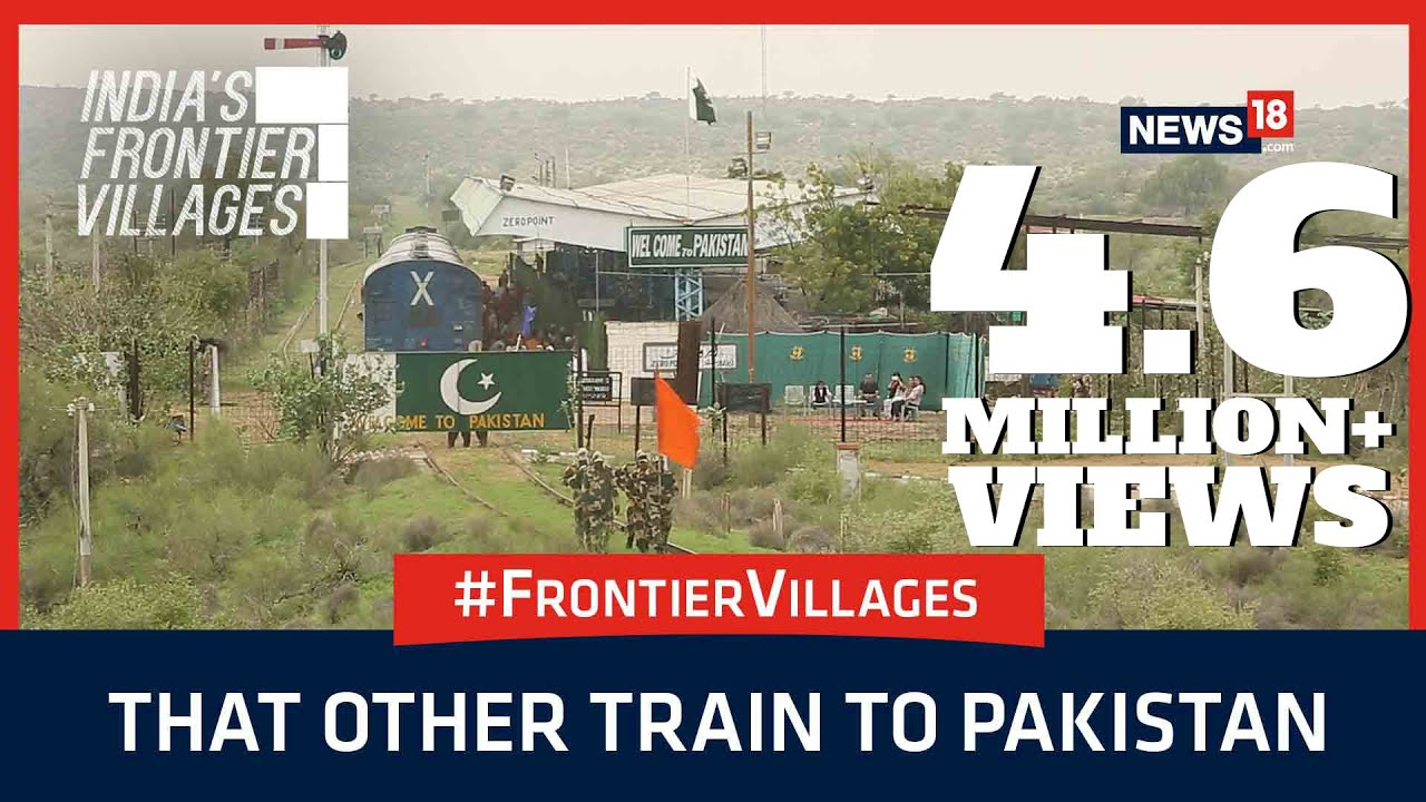 India's Frontier Villages | That Other Train to Pakistan | Documentary Film