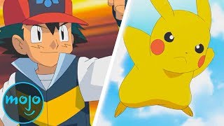 Top 10 Pokemon Anime Gym Battles