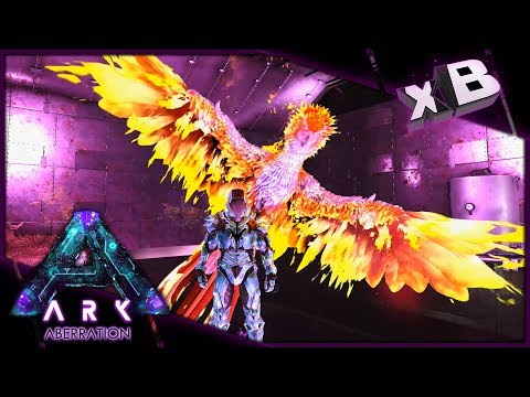 Building a Super Phoenix! :: Modded ARK: Aberration :: E15