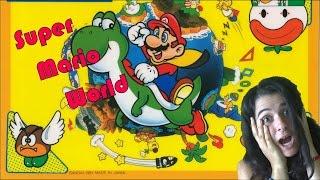 Soy demasiado manca!! /Super Mario World #9