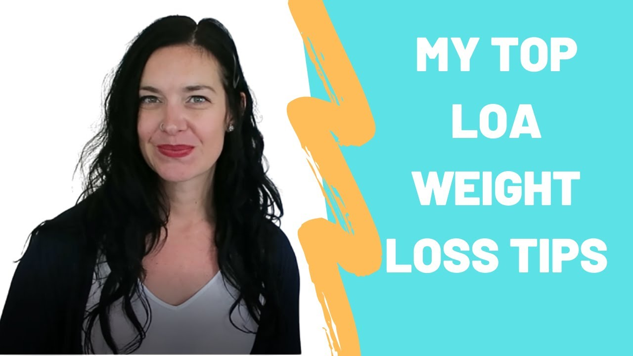 My Top Law Of Attraction Weight Loss Tips | Meghan Olsgard