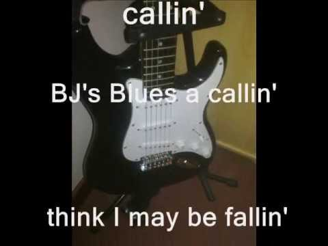 BJs Blues 12 bar Blues song in A