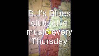 BJs Blues. 12 bar Blues song in A.