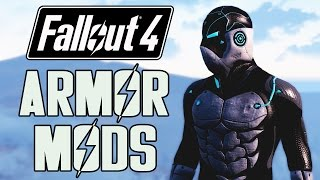 FALLOUT 4 - TOP 10 MOD ARMOR SETS