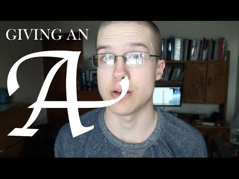 Giving An A | The Art of Possibility