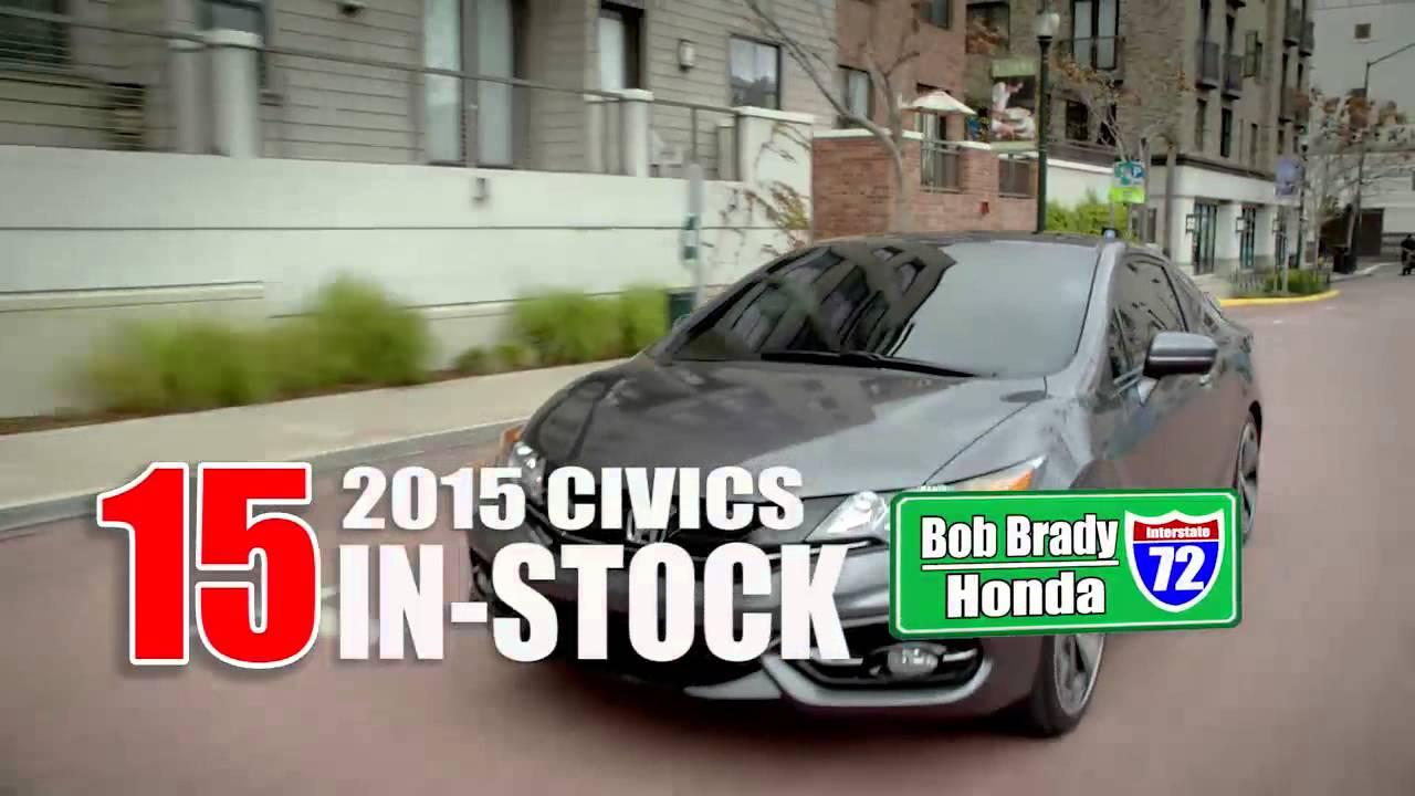 Bob Brady Honda Youtube