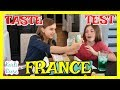 TASTE TEST! TRYING TREATS FROM FRANCE!