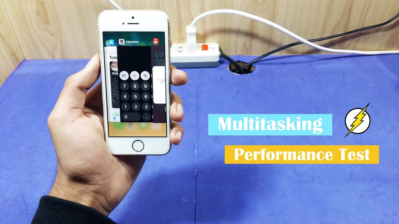 iphone 5s ios 11 multitasking performance test 2018 youtube. Black Bedroom Furniture Sets. Home Design Ideas