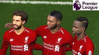 Tottenham vs Liverpool   15 September 2018 Gameplay