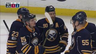 Eichel doing it all, makes a great pass for a goal then scores off a sweet feed
