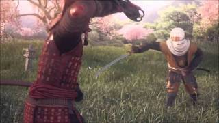 This video shows the opening cinematic and the main menu for the PC...