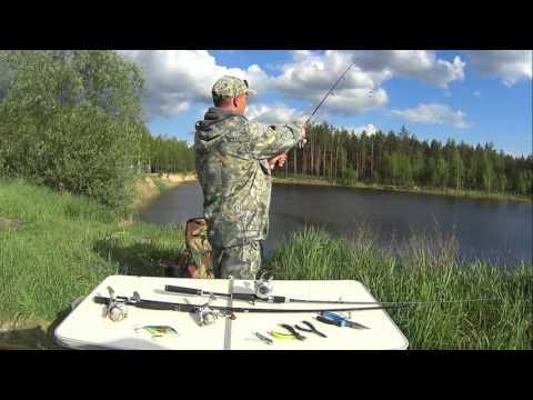 Рыбалка: Спиннинг для начинающих Часть 1