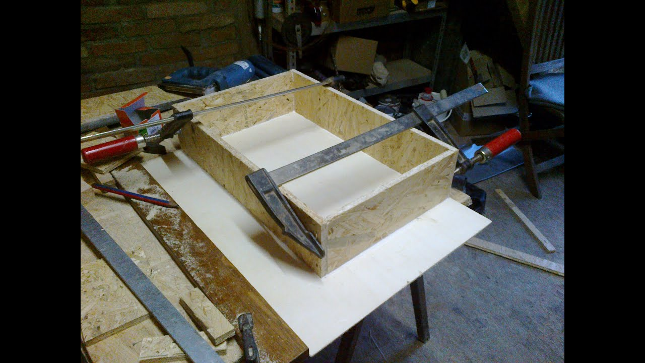 Favorit einfache Schublade selber gebaut - YouTube IV84