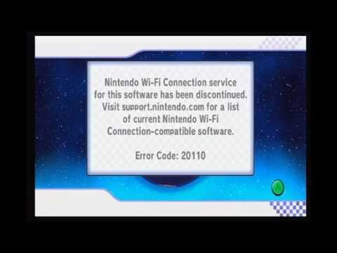 In the middle of a race, the servers of Nintendo WFC close (5/20/14)