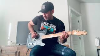 Fender Brad Paisley Esquire Roadworn Telecaster
