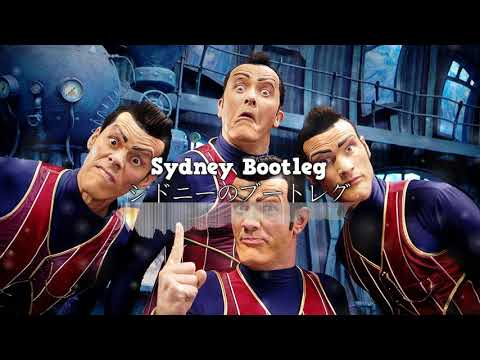 LazyTown  We Are Number One Bajton Bootleg FREE DOWNLOAD
