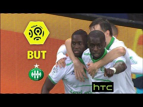 But Henri SAIVET (49') / SM Caen - AS Saint-Etienne (0-2) -  / 2016-17