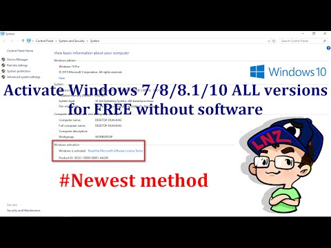 Activate windows 108187 all versions for free without any activate windows 108187 all versions for free without any software newest method most popular videos ccuart Image collections