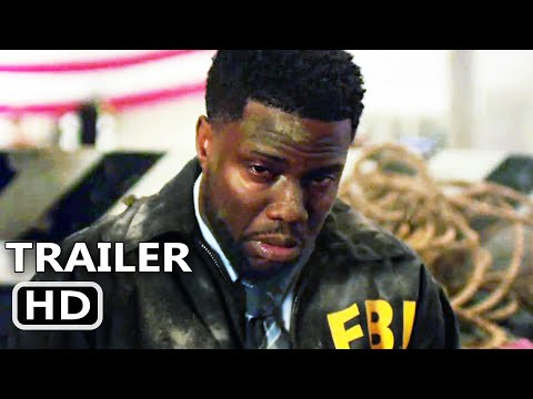 DIE HART Official Trailer (2020) Kevin Hart, John Travolta, Comedy Series HD