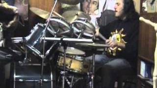FIND A WAY TO MY HEART (Phil Collins) RICCARDO CAMILLI Drum solo