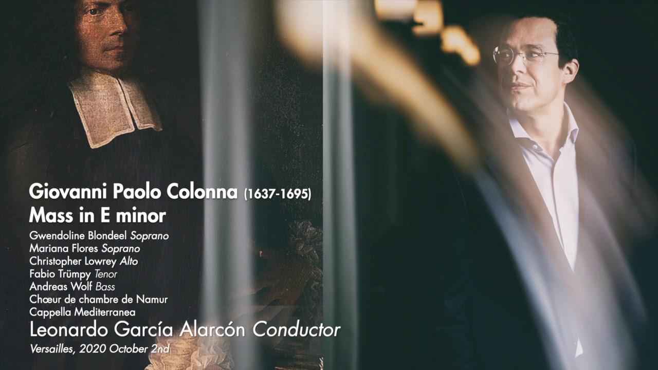 G.P. COLONNA, MASS IN E MINOR