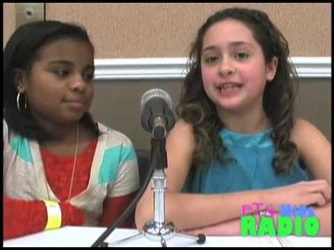 FTS KIDS Radio #3- Interview Sanaa Ducan Smith and highlight Leeah D Jackson.