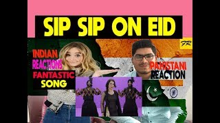 Pakistani Reacts To SIP SIP on EID - Jasmine Sandlas (Full Video) | Latest Punjabi Songs 2018