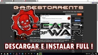 DESCARGAR GEARS OF WAR PARA PC FULL COMPLETO EN ESPAÑOL LATINO 2017