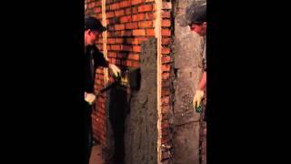 Пневмо ковш, лопата, хоппер и цементная штукатурка Шайтер Андрей(Здравствуйте ребята решил выложить одно из первых видео с работой, пневмо лопатой и цементной штукатуркой,..., 2014-05-05T14:53:33.000Z)