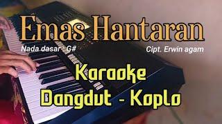 Download Emas Hantaran - Karaoke Tanpa Vokal   Dangdut koplo