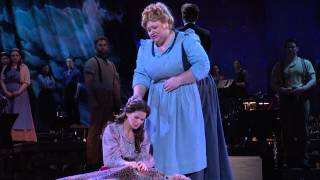 """Playing Nettie Fowler"" from Rodgers & Hammerstein"