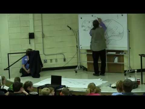 Dinosaur Art Contest - Dr Robert T. Bakker - 2013 SC4 STEM Conference Breakout Presentation
