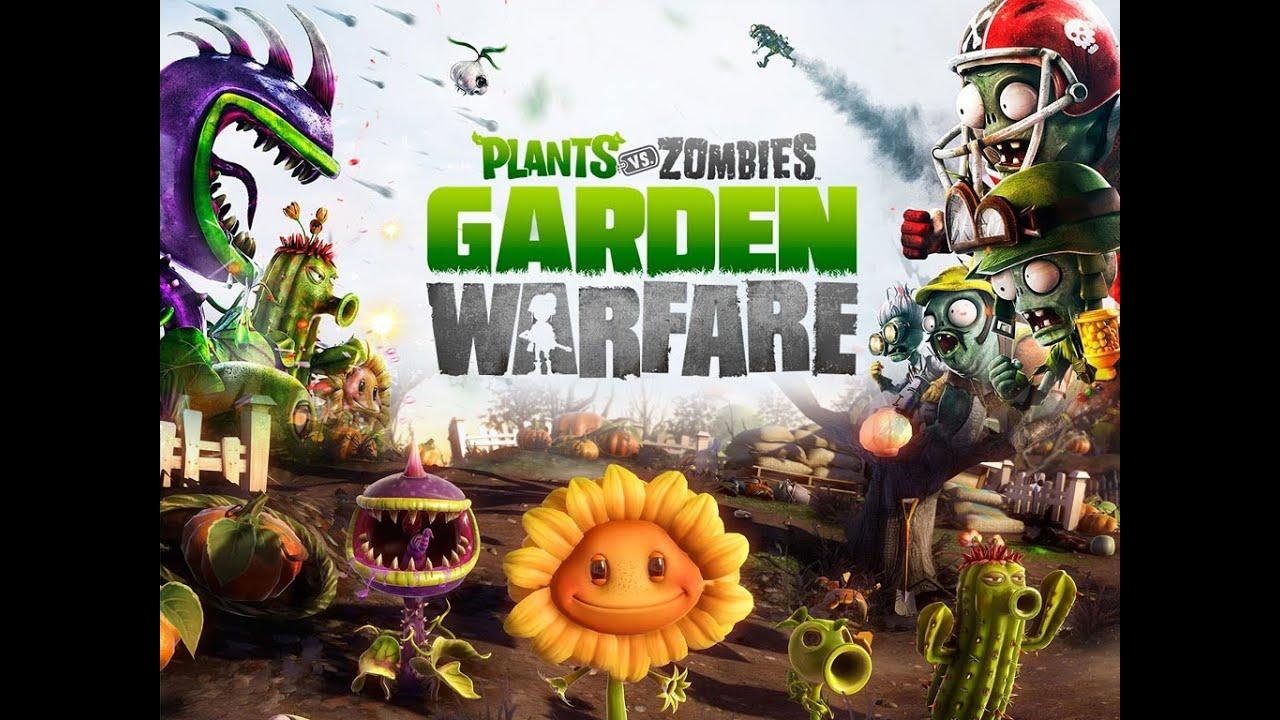 Free poster plants vs zombies garden warfare youtube - Plants vs zombies garden warfare for pc ...