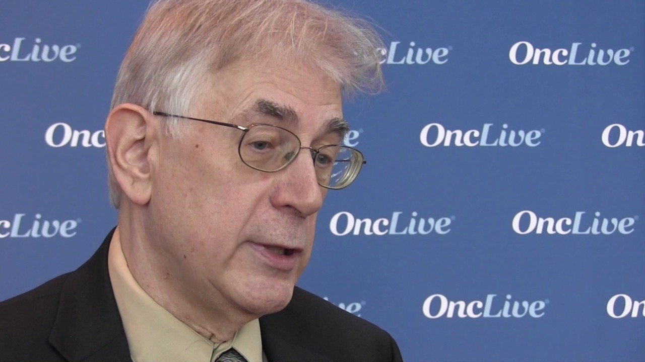 Dr  Sledge on Impact of CDK 4/6 Agents in Breast Cancer