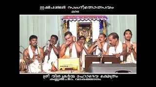 Prasanth Varma Bhajans... Achanorumalayundu Kailasam......[Manasajapalahari]